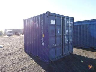 Custom 10ft Shipping Container Photo