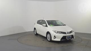 2013 Toyota Corolla ZRE18 Ascent Sport 4D Hatch Photo