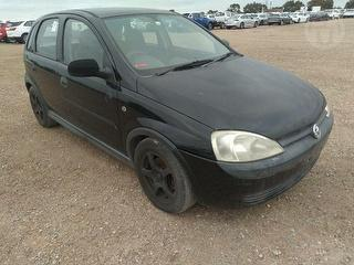 2001 Holden Barina XC Hatch Photo