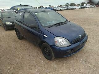 2000 Toyota Echo 3DR Hatch Photo