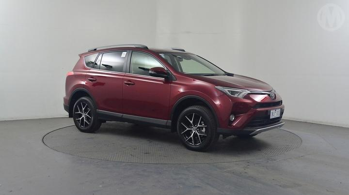 2018 Toyota Rav 4 A4 GXL 4D Station Wagon - Used Car for Sale - Manheim