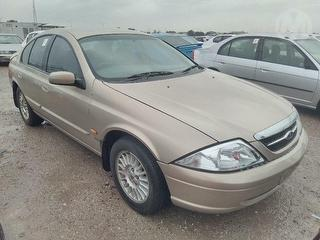 1999 Ford Fairmont AU Ghia Sedan Photo