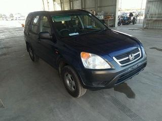 2001 Honda CR-V S/Wagon Photo