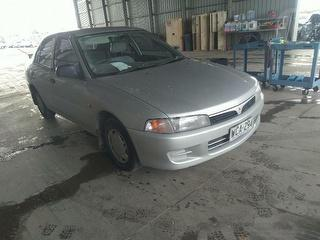 1997 Mitsubishi Lancer CE GLi Sedan Photo