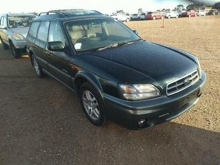 2002 Subaru Outback Wagon Photo