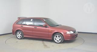 2001 Ford Laser KQ LXI R Hatch Photo