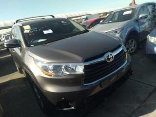 2015 Toyota Kluger 4WD Photo