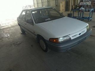 1991 Ford Laser KH GL Hatch Photo
