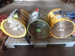 Used Extraction Fans Miscellaneous Photo