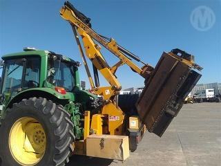 2011 Mcconnel PA5600M XTC Flailhead Attachment Combo With LOT330 Photo