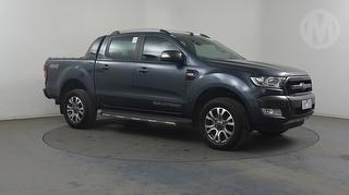 2016 Ford Ranger PX MKII Wildtrak 3.2D 4WD 4D Dual Cab Utility Photo