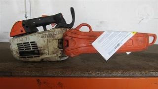 Stihl MS201T Chainsaw Photo