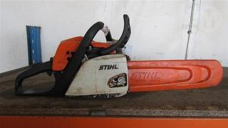 Stihl MS181 Chainsaw Photo