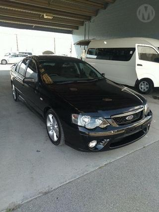 2006 Ford Falcon BF XR6 Sedan Photo