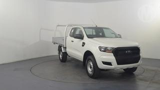 2016 Ford Ranger 4X2 XL Cab Chassis Photo