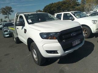 2017 Ford Ranger PX MKII XL HI-RIDER 2.2D RWD Cab Chassis Photo