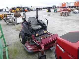 2013 Toro Groundsmaster 7200 Mower (Ride on) Concessional License Upgrade To Be Paid By Purchaser Di Photo