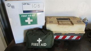 MISCELLANEOUS First AID Boxs Photo