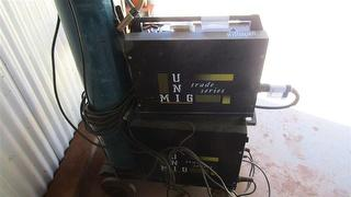 Unimig Welder (Electric) WF250S MIG Photo