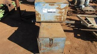 MISCELLANEOUS Workshop supplies Three Large Tool Boxs Photo
