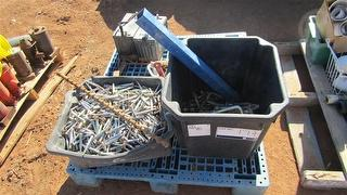 NA Farm Equipment Quantity OF Clamps, Seeder Parts, Clamps Photo