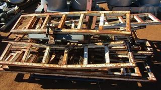 NA Workshop supplies Quantity OF Steel, Ramps Photo