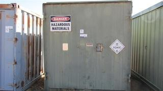 MISCELLANEOUS Container 10 Foot, DG Container Photo