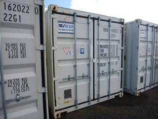 Custom 20ft Shipping Container Photo