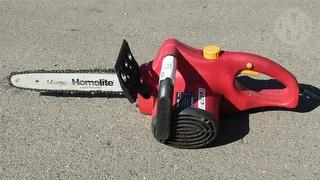 Homelite CWE1814 Parks & Gardening Chainsaw Photo