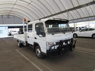 2012 Mitsubishi FEB91 Canter 918 Tray ***LOCATED IN TOWNSVILLE*** GCM 11,700kg Photo