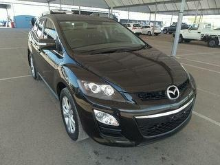 2011 Mazda CX-7 Gen II Classic Sports S/Wagon Photo