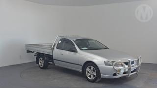 2006 Ford Falcon BF MKII Ute XL 2D Cab Chassis Photo