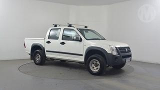 2006 Holden Rodeo RA LX 4D Dual Cab Utility Photo