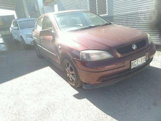 2003 Holden Astra TS City Hatch Photo
