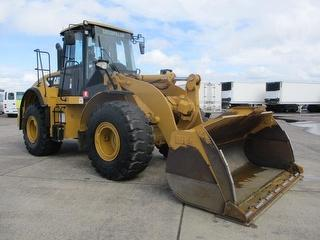 2013 Caterpillar 950h Loader (Front End) Photo