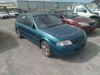 1999 Ford Laser KN GLXi Hatch Photo