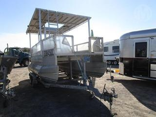 Double Barrel 5.6 Boat Sold With Trailer 6T9T2ADJX0AAB007 Photo