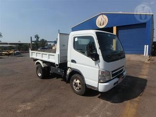 2009 Fuso Canter 3.0T Tipping tray Fuso 3.0TONNE Tipper GCM 10,000kg Photo