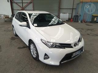 2013 Toyota Corolla ZRE18 Ascent Sport 5D Hatch Photo