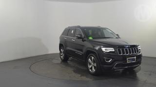 2014 Jeep Grand Cherokee WK Limited 5D S/Wagon Photo