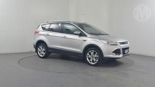 2016 Ford Kuga TF MKII TREND AWD 5D S/Wagon Photo