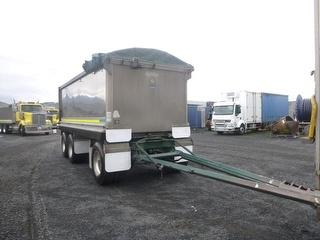 2011 Hercules HEDT3 Tipping Trailer ATM 25,500kg Photo