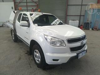 2013 Holden Colorado RG LX 2D X-cab Chassis Photo