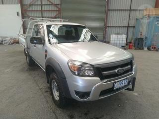 2011 Ford Ranger PK XL 4D X-cab Chassis Photo