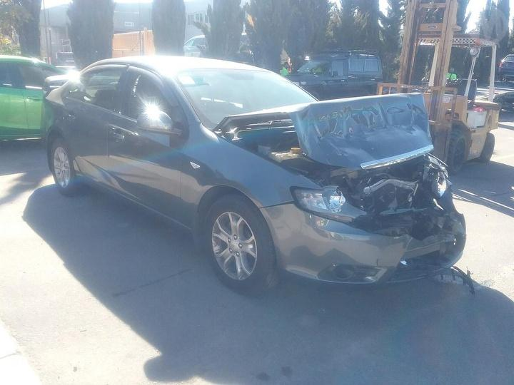 Damaged 2011 Ford Falcon XT FG UPGRADE Sedan For Auction in