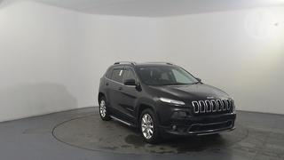 2014 Jeep Cherokee KL Limited 4D S/Wagon Photo