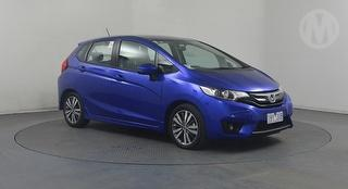 2016 Honda Jazz GK VTi-L 5D Hatch Photo