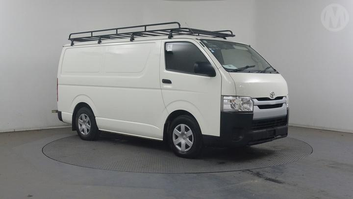 926d6938bf7fee Used 2014 Toyota Hiace 200 LWB 4D Van For Auction in Altona North ...