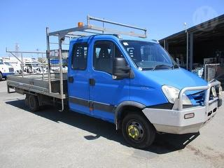 2008 Iveco Daily 50C18 Tray GCM 8,500kg Photo