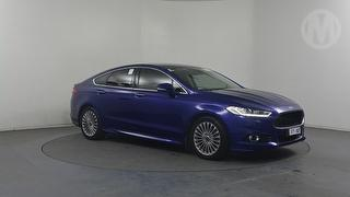 2016 Ford Mondeo MD TITANIUM TDCi 5D Hatch Photo
